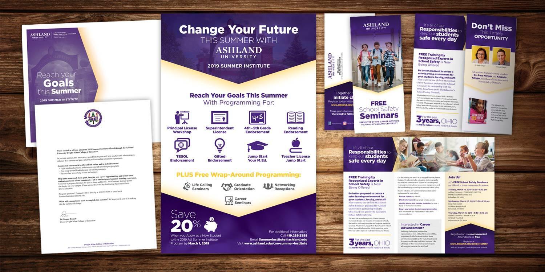 Ashland University College of Education Packet