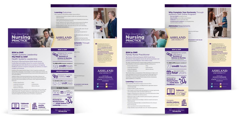 Ashland University School of Nursing Feature Sheet