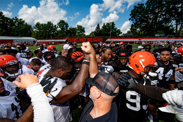 Browns-Training-Camp
