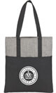 Shamrock Cares Promo Products Convention Tote Black