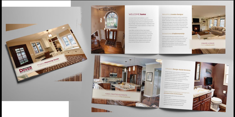 Dover Home Remodelers Brochure