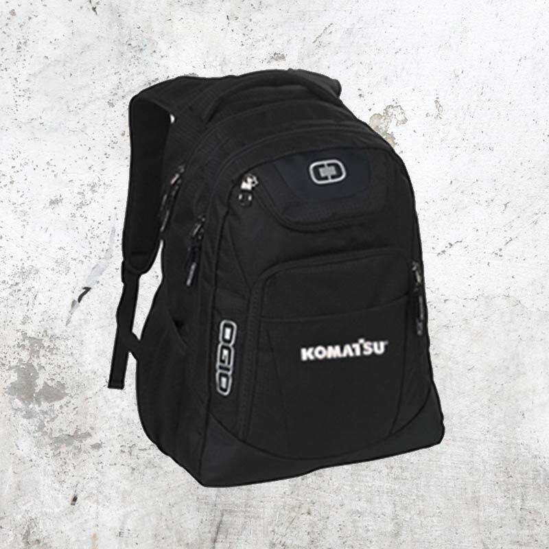 Komatsu Backpack