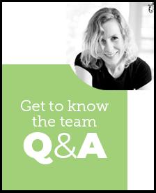 Caryn Harknett Q&A