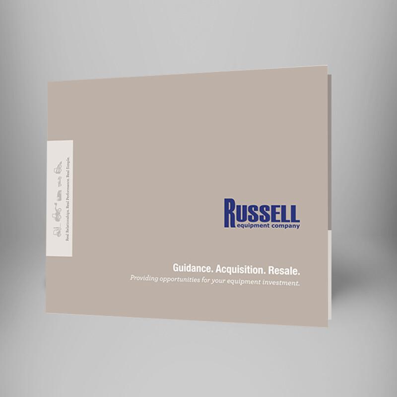 Russell Brochure