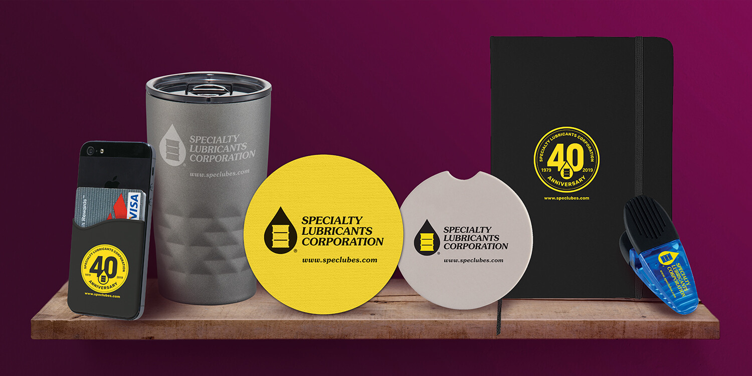 Specialty Lubricants Promo Items