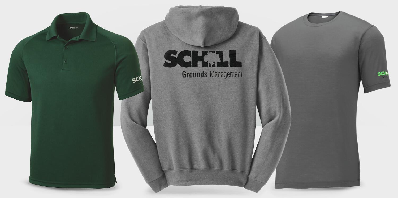 Schill Grounds Management Apparel