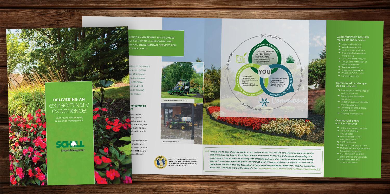 Schill Grounds Management Brochure