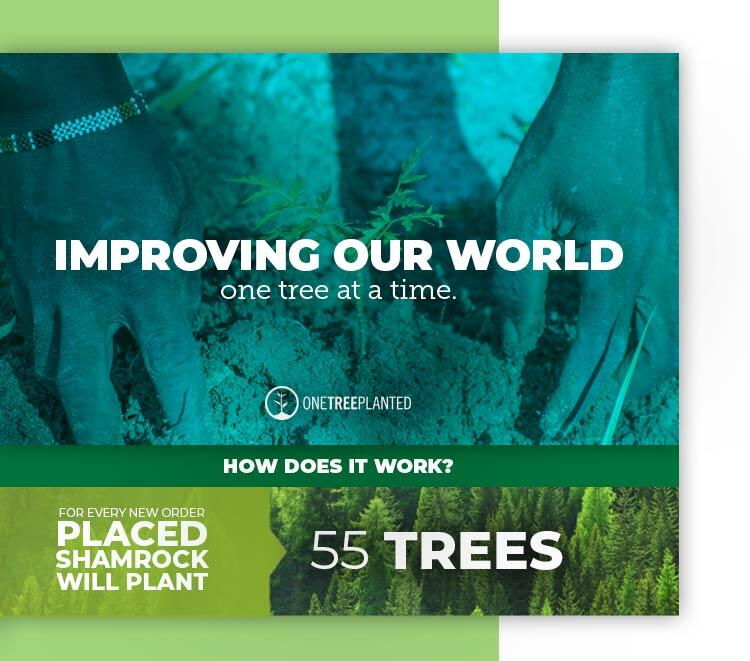 Improving Our World One Tree at a Time