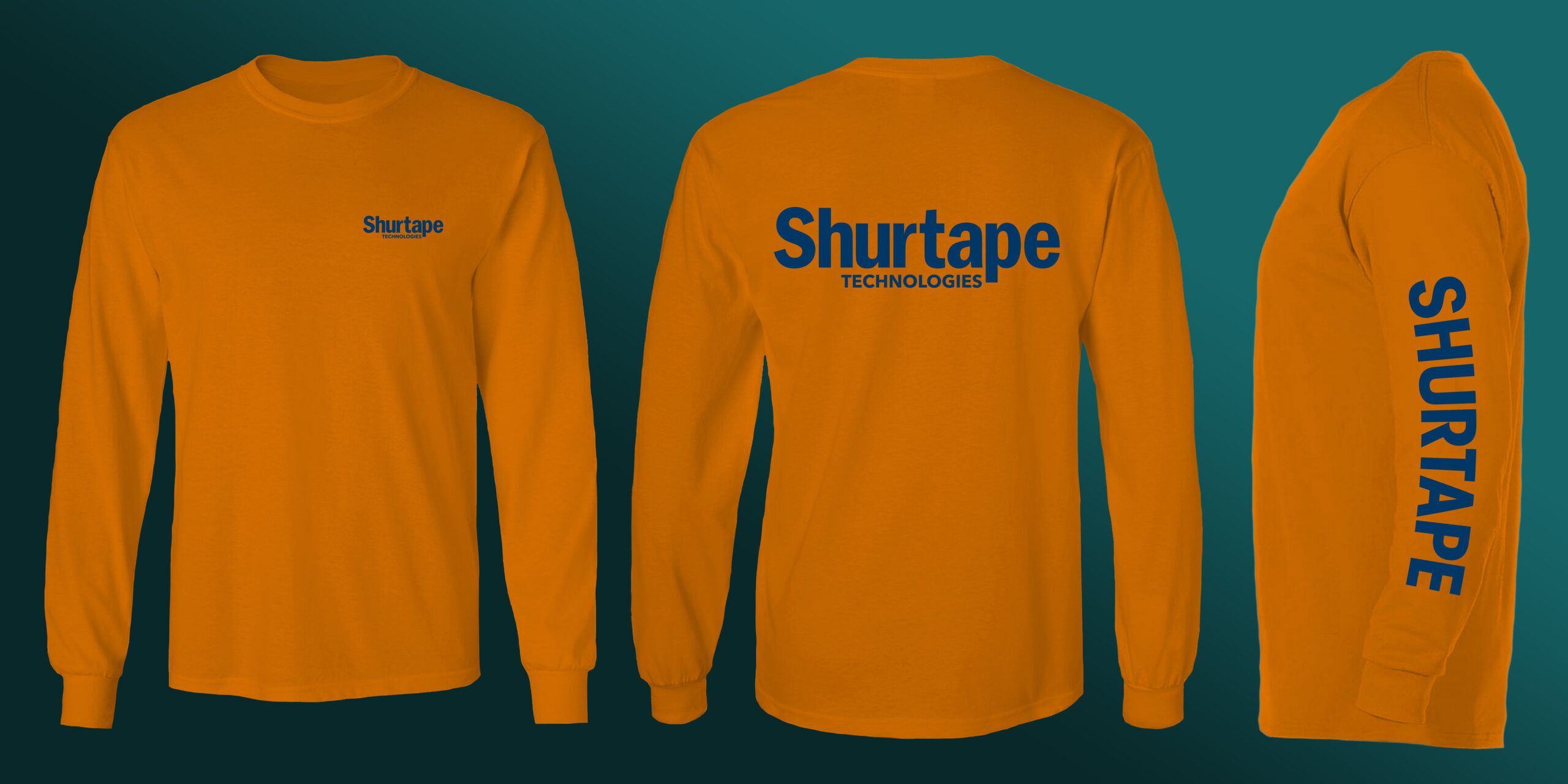 Shurtape Technologies Long Sleeved Tshirt