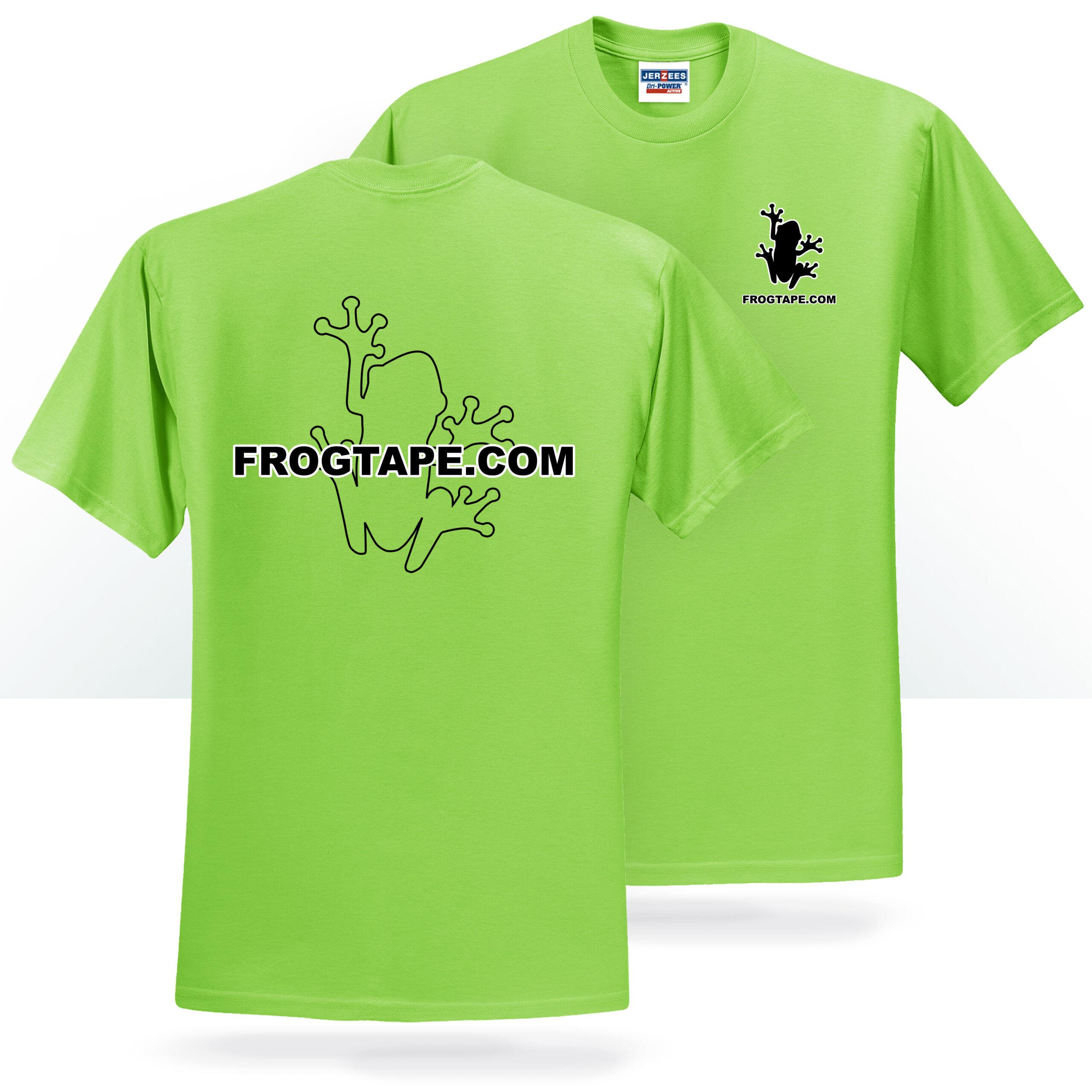 Shurtape Frog Tape Tshirts