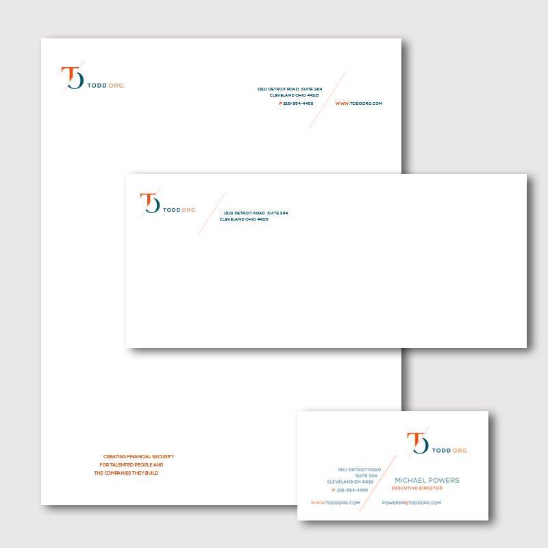 The Todd Organization Identity System