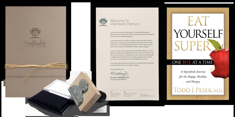 VitalHealth Partners Collateral Kit
