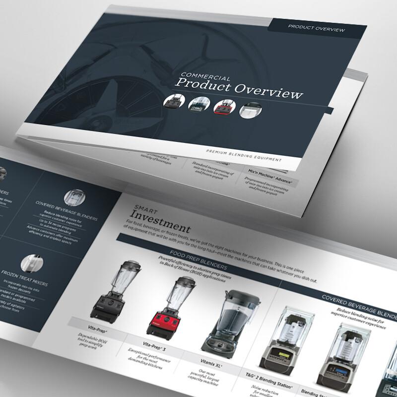 Vitamix Commercial Brochure