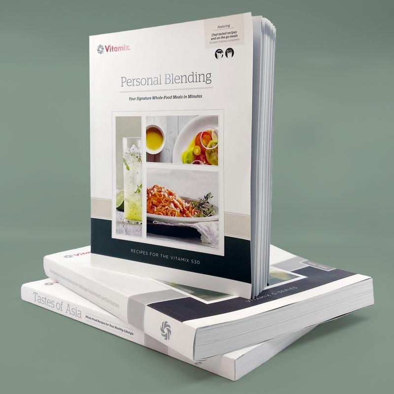 Vitamix Perfect Bound Cookbooks